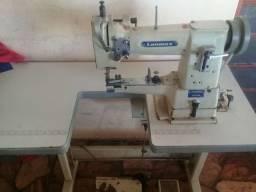 Vendo máquina de costura para calçados ou bolsa
