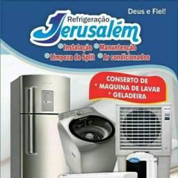 Consertos ar condicionado geladeira tudo sobre refrigeração e aquii