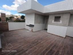 Cobertura com 3 dormitórios à venda, 120 m² por R$ 298.000 - Céu Azul - Belo Horizonte/MG