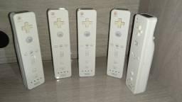 Wii Remote Branco original Nintendo Wii e Wii U