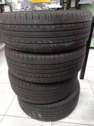 Jogo de pneus para SUV  215/60 17 Goodyear efficientgrip