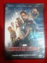 DVD homem de ferro 3 bom estado