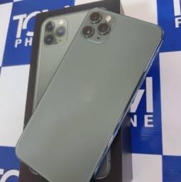 iPhone 11 Pró  Max 64G com todos acessórios!