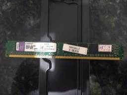 Memoria ram DDR3 4GB Kingston.