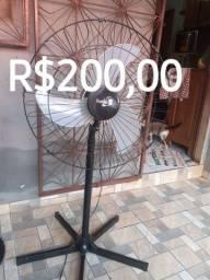 Vendo ventilador grande tufão 60 centímetros