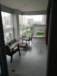 Apartamento para alugar com 1 dormitórios em Paraíso, São paulo cod:KV13979