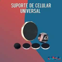 Suporte Magnético Veicular Celular Universal Mobile Bracket  - Promoção Imperdível!!!!
