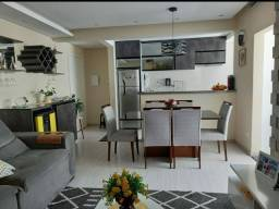 Apartamento 3 quartos semi mobiliado  no bairro  Xaxim R$240.000 +68.000 de débito