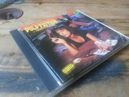Cd Pulp Fiction (Trilha sonora original)