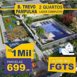 Título do anúncio: REGIÃO PAMPULHA - BAIRRO TREVO