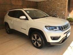 compass jeep 2.0 flex 2018/18 longitude