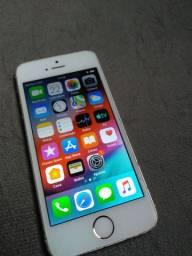 Iphone 5s 16gb ( Tela trincada)