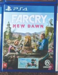 Farcry New Dawn (Usado) - PS4