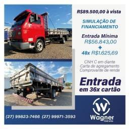 Vw 7-110 Carroceria Promoção Wagner Veículos