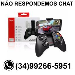 Controle para jogos Ipega Bluetooth Pc Celular Android * Fazemos Entregas