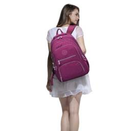 Título do anúncio: Mochila Tegaote escolar - Várias cores diferentes