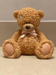 Urso Cerâmica Decorativo
