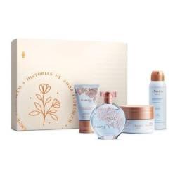 Kit Presente Dia das Mães Floratta Blue (4 itens)