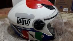 Capacete  AGV BLADE  TM55/56 Aberto