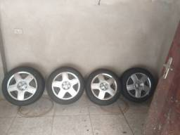 Vendo rodas aro 15 do Fox WV