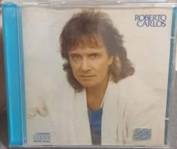 CD Roberto Carlos 1990 Série Um milhão de amigos