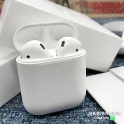Fone Airpods 2  (1linha premium) Lacrado na caixa!
