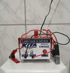 Carregando de baterias p/ carro - Kita.