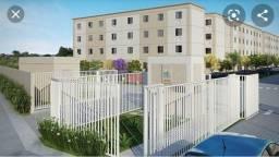 AT - Apartamento CVA  2 quartos + área de lazer com mensais a partir de 350,00