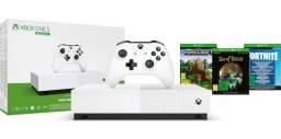 Usado - Microsoft Xbox One S 1tb All-digital Edition
