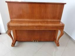 Piano Fritz Dobbert modelo vertical acústico em excelente estado de conservação