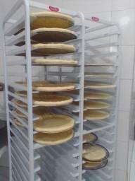 Massas de pizza