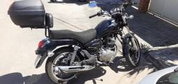 Vendo Moto Haojue Chopper Road 150