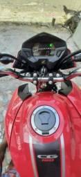 Moto Honda Cg 160