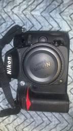 Kit fotográfico completo nikon vendo ou troco