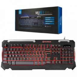 Teclado Semi-Mecânico Gamer MJ61