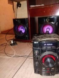 Mini sistem LG