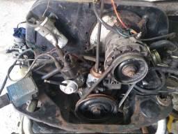 Motor Kombi 1600 álcool