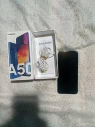 A50 Samsung para retirada de peças