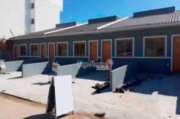 Casa geminada em construção no Porto Verde - Entrada Facilitada.