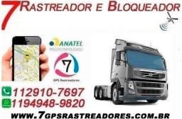 Rastreador Bloqueador + Escuta de Caminhão