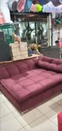 sofás novos e lindíssimos. pronta entrega