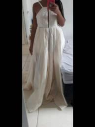 Vestido de Noiva Novo (serve do 36 ao 42)