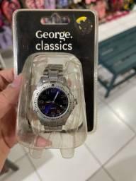 relógio George Classic  original
