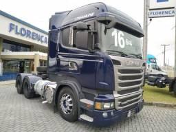 Scania R480 6x4 2016 Com Retarder R 480