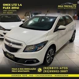 Chevrolet Onix  1.4 LTZ Automatico - o mais novo de manaus