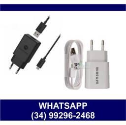 Carregador Motorola/Samsung Turbo 30w * Fazemos Entregas