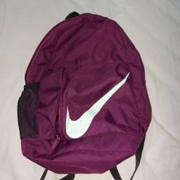 Mochila original Nike da cor púrpura