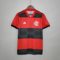 Título do anúncio: Camisa do Flamengo Uniforme I Temporada 2021 2022