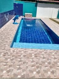 Casa de piscina diária 300