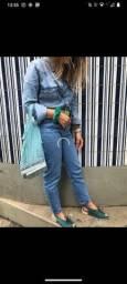 Bolsa rede linha / tricot cool